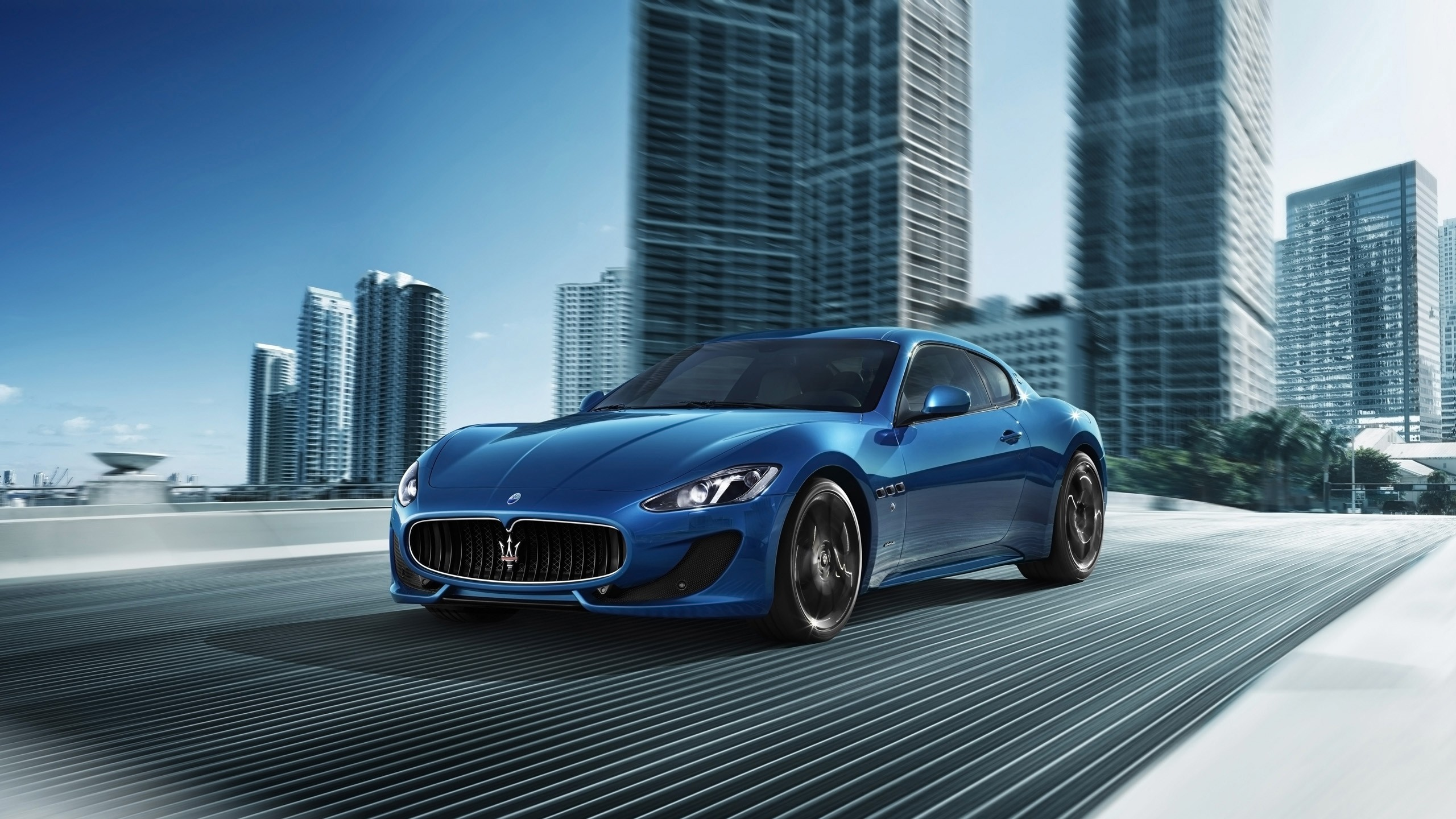 Maserati U2013 Super Cars HD Theme Wallpapers