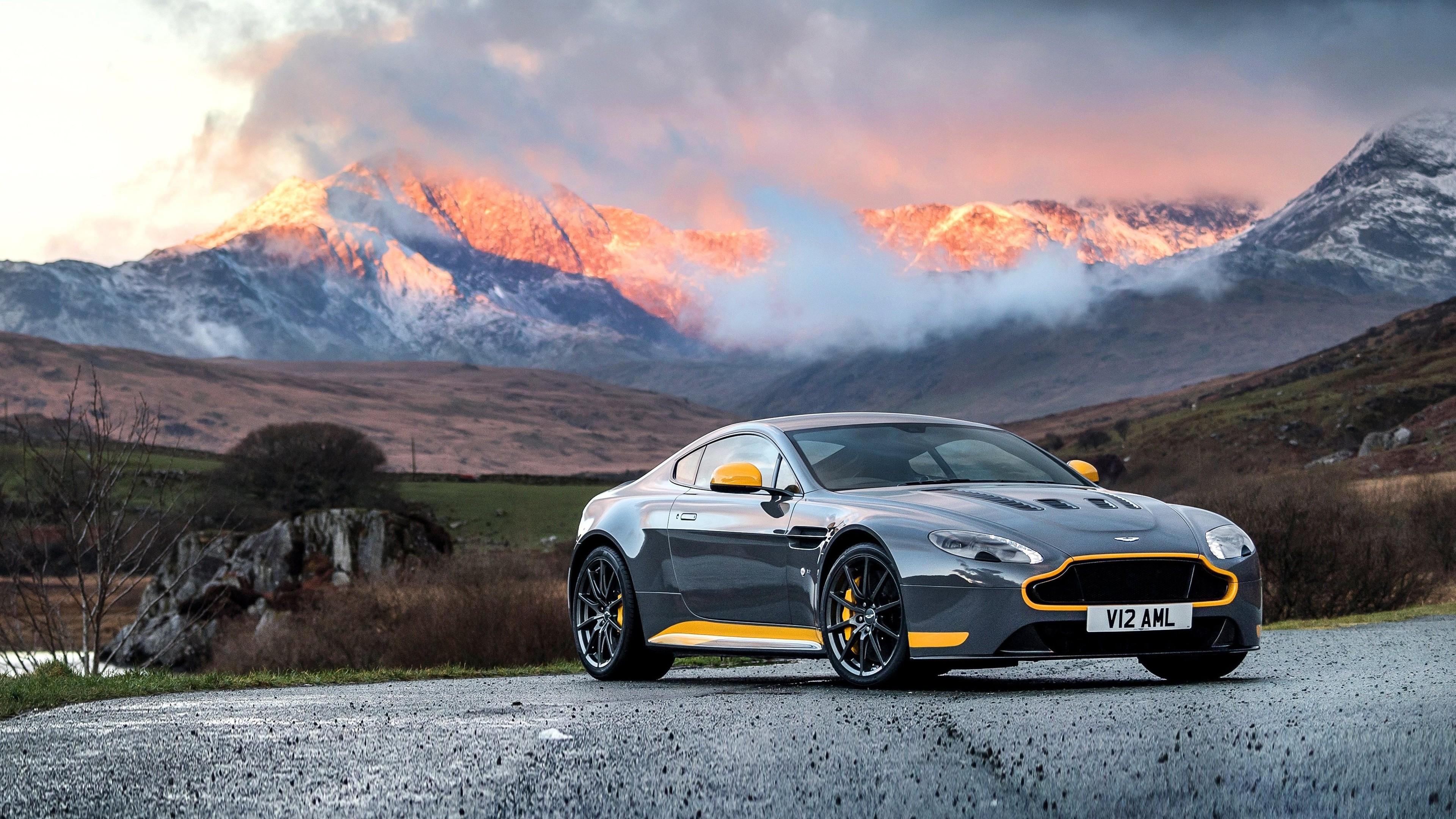 Aston Martin U2013 Sports Cars HD Wallpapers