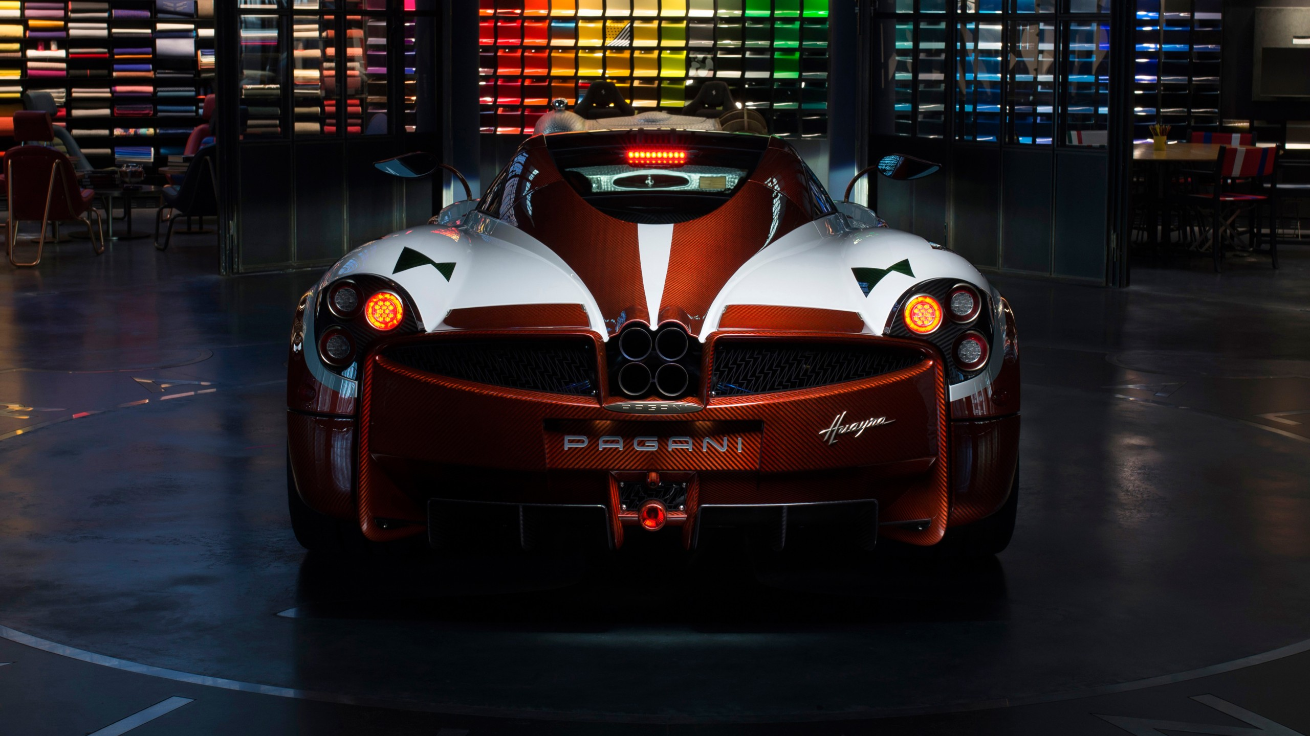 pagani - super cars hd theme wallpapers - top speed motors
