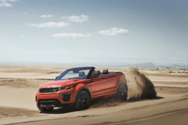 Top Speed Land Rover