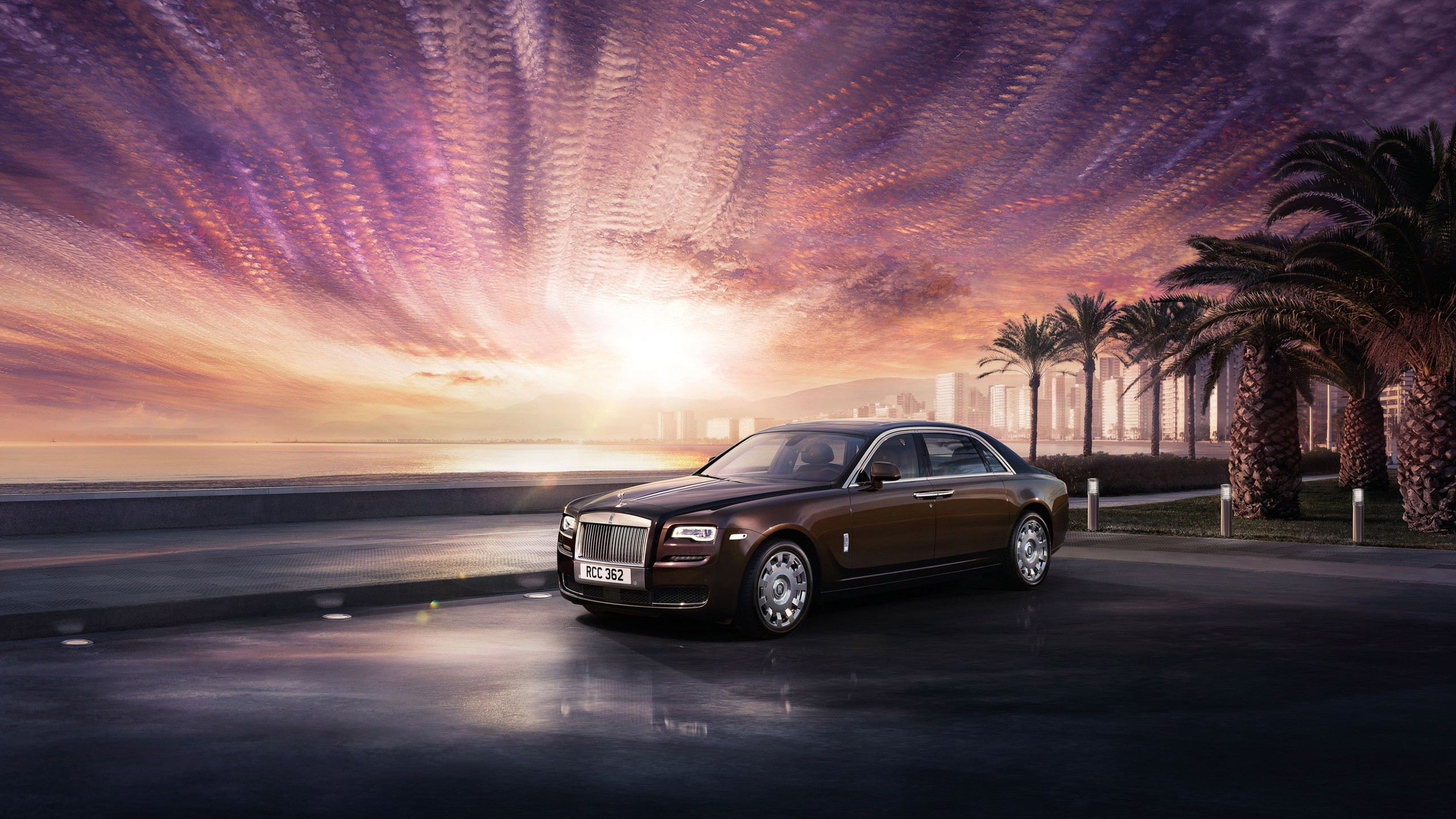 rolls royce - luxury cars hd theme wallpapers for chrome - top speed