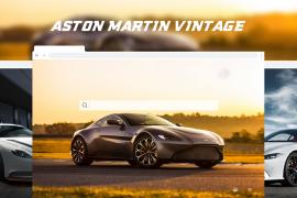 Aston Martin Vintage
