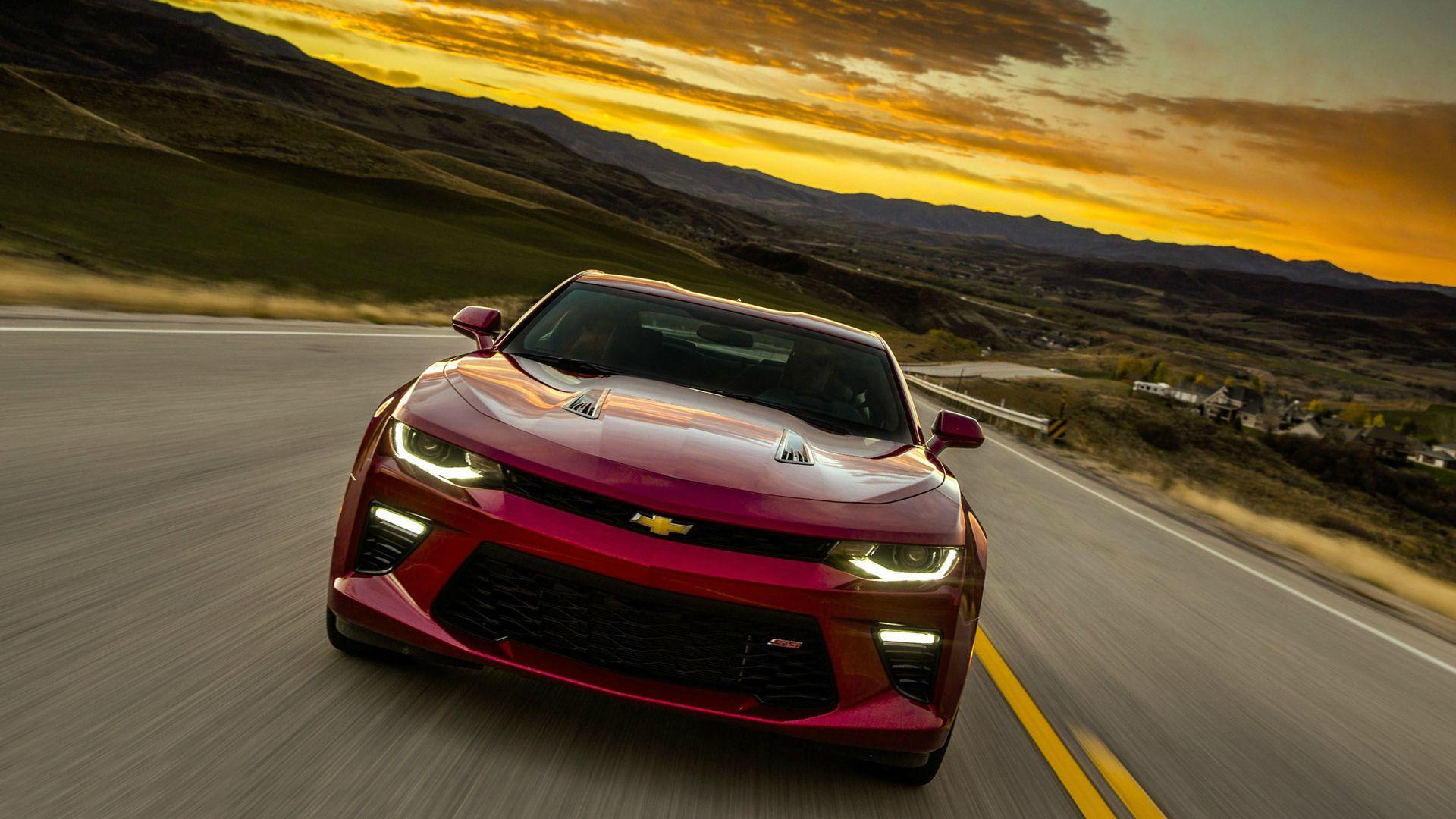 Camaro HD Car Wallpapers New Tab Theme - Top Speed Motors